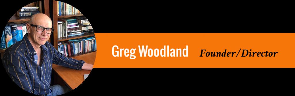 greg woodland founder director banner